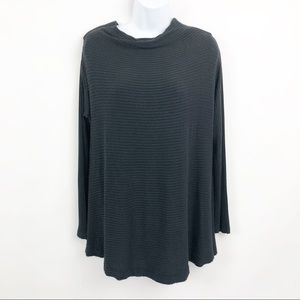 We the Free Ribbed Sweater Oversized Cutout Back